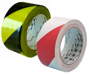 3M Weich-PVC-Klebeband 767i, rot/weiß50.8 mm x 33 m, besonders geeignet zur Gefahrenmarki